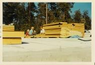 Byggandet av husen på Tumultgränd 1970-171
